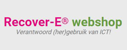 Recover-E webshop